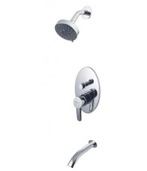 Серия ATLANTISS Смеситель для ванны и душа – LM3221C