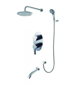 Серия ATLANTISS Смеситель для ванны и душа – LM3222C