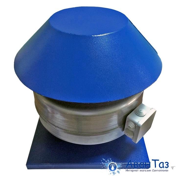 Крышный вентилятор Ванвент ВКВ-К 100Е (ebmpapst) (400 m³/h)