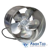 Вентилятор Ванвент ВКО 300 осевой в канале на Q моторах ebmpapst (1700 m³/h)