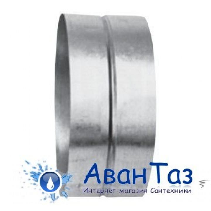Вентиляция круглый нипель ВКН 250/70/0.5