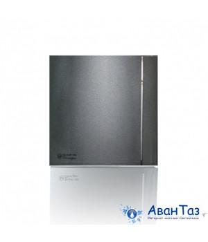 (Soler & Palau) Вентилятор накладной SILENT-100 CRZ GREY DESIGN-4C (230V 50) с таймером