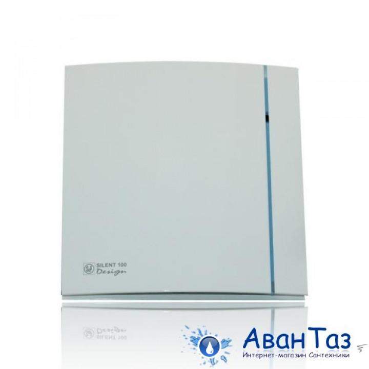 (Soler & Palau) Вентилятор накладной SILENT-200 CRZ DESIGN-3C с таймером