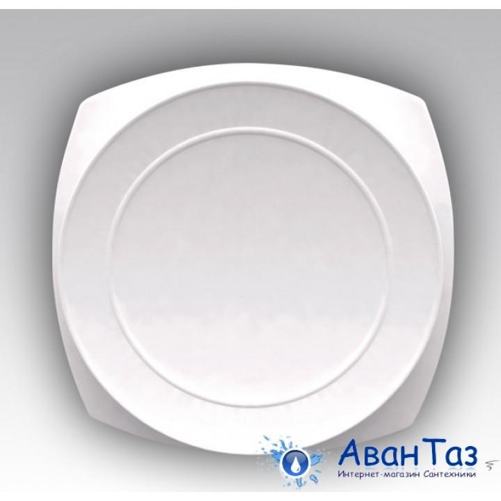 10АПП Анемостат приточный регулируемый с фланцем АБС D100