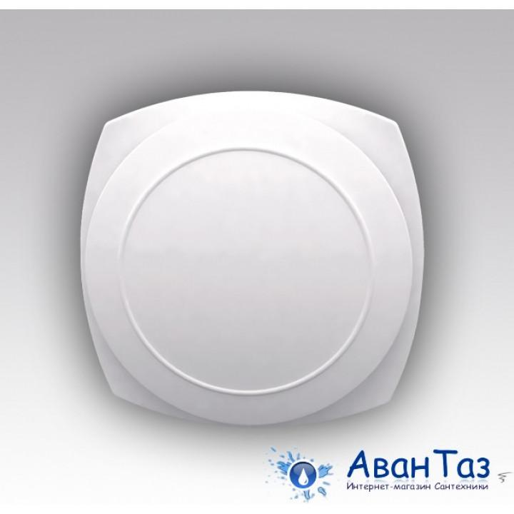 20АВП Анемостат вытяжной регулируемый с фланцем АБС D200
