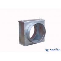 Вентиляция круглый корпус фильтра ВККФ 125/0.7