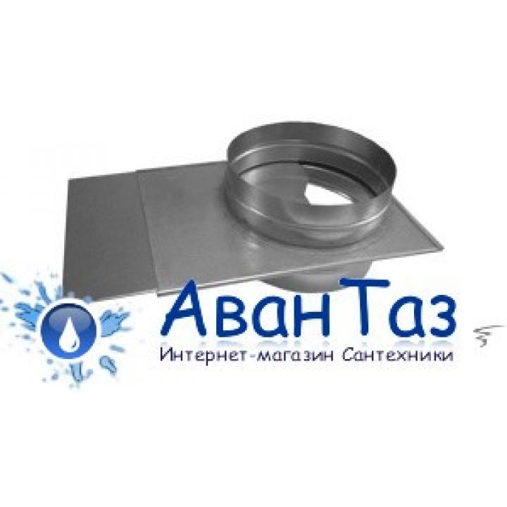 Вентиляция круглый шибер ВКШ 125/0.7
