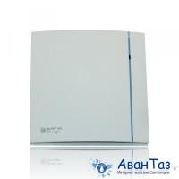 (Soler & Palau) Вентилятор накладной SILENT-100 CHZ DESIGN с таймером и датчиком влажности