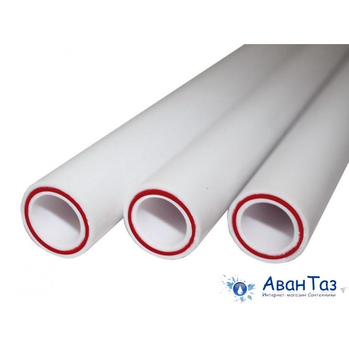 Труба PN20/25  Damento белый(4/100) (производство Россия) 0000000223