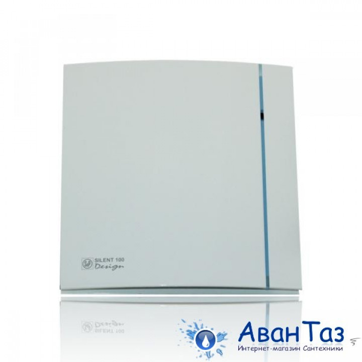 (Soler & Palau) Вентилятор накладной SILENT-200 CZ DESIGN-3C