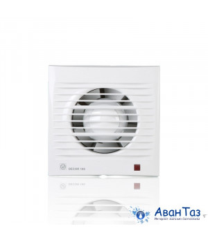 (Soler & Palau) Вентилятор накладной Decor 100C 12V
