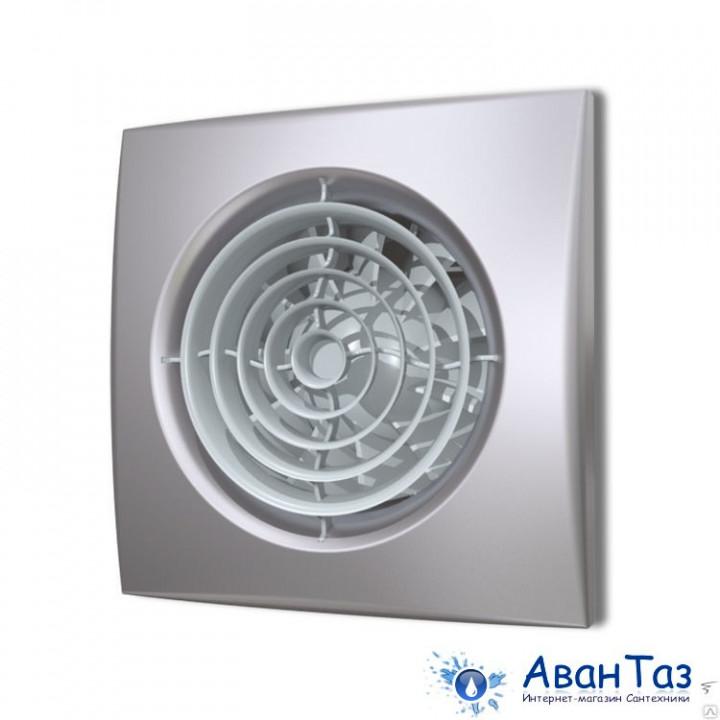 Вентилятор AURA 4C gray metal