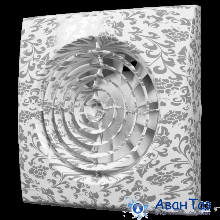 Вентилятор AURA 4C white design