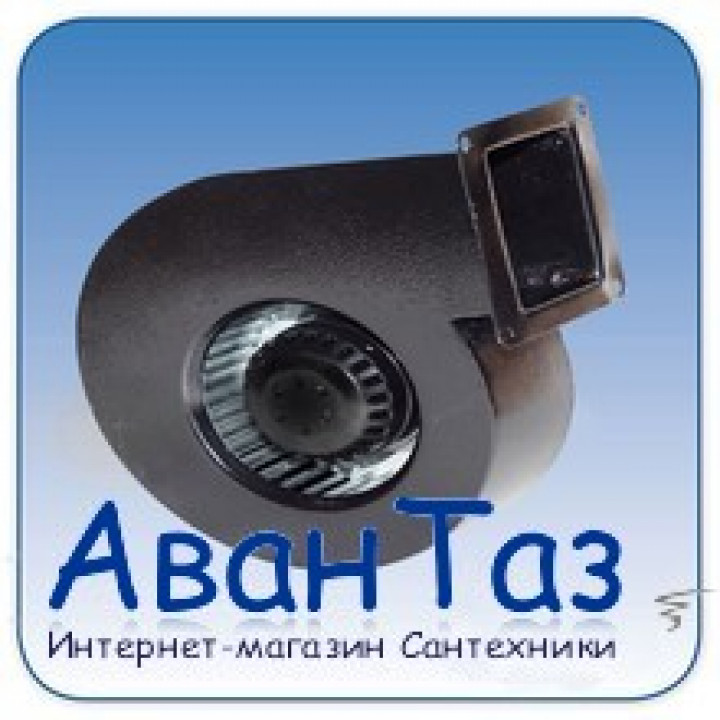 Вентилятор Ванвент ВР-В2-160-k радиальный (улитка) (600 m³/h)