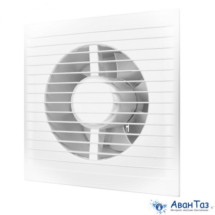 Вентилятор осевой с тяговым выключателем E125-02