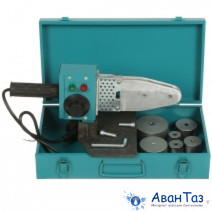 Аппарат для сварки пласт труб АСП 1,5/6М (металл)